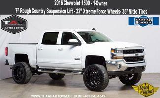 2016 Chevrolet Silverado 1500 LT in Dallas, TX 75001