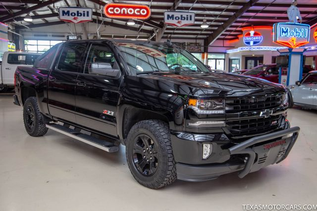 2016 Chevrolet Silverado 1500 LTZ 4x4 in Addison, Texas 75001