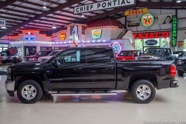 2016 Chevrolet Silverado 1500 LT 4x4 in Addison, Texas 75001