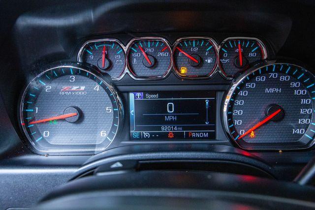 2016 Chevrolet Silverado 1500 LT SRW 4x4 in Addison, Texas 75001