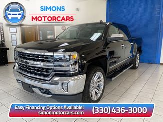 2016 Chevrolet Silverado 1500 LTZ in Akron, OH 44320