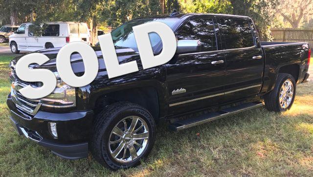 2016 Chevrolet High Country Silverado 1500 Amelia Island, FL