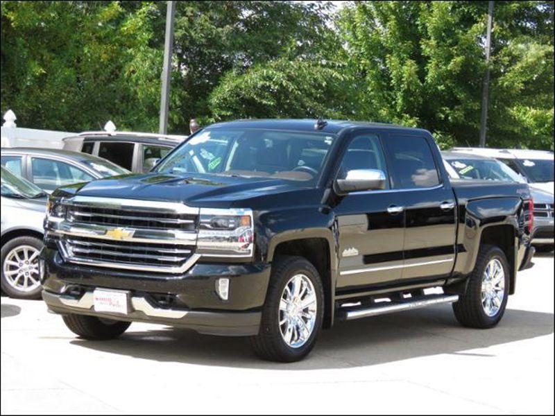 2016 Chevrolet Silverado 1500 High Country 4wd Des Moines Ia