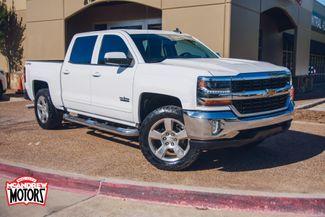 2016 Chevrolet Silverado 1500 Crew Cab LT 4x4 in Arlington, Texas 76013