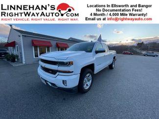 2016 Chevrolet Silverado 1500 LT in Bangor, ME 04401