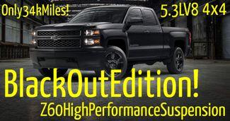 2016 Chevrolet Silverado 1500 WT Black Out Edtn in Bentleyville, Pennsylvania 15314