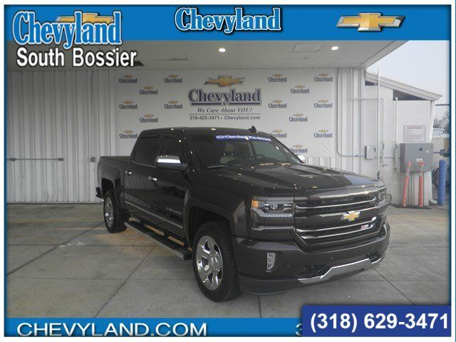 2016 Chevrolet Silverado 1500 LTZ in Bossier City LA, 71112