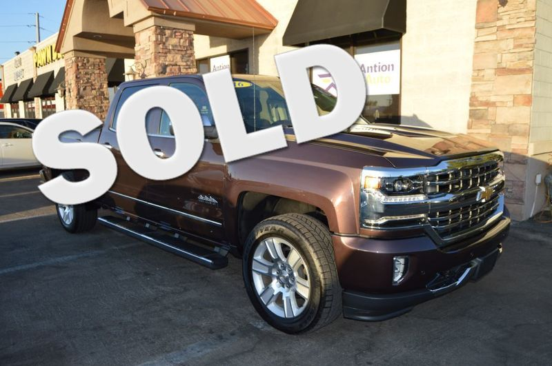 2016 Chevrolet Silverado 1500 High Country | Bountiful, UT | Antion Auto in Bountiful UT