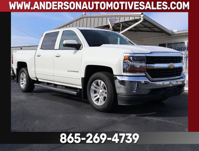 2016 Chevrolet Silverado 1500 LT in Clinton, TN 37716