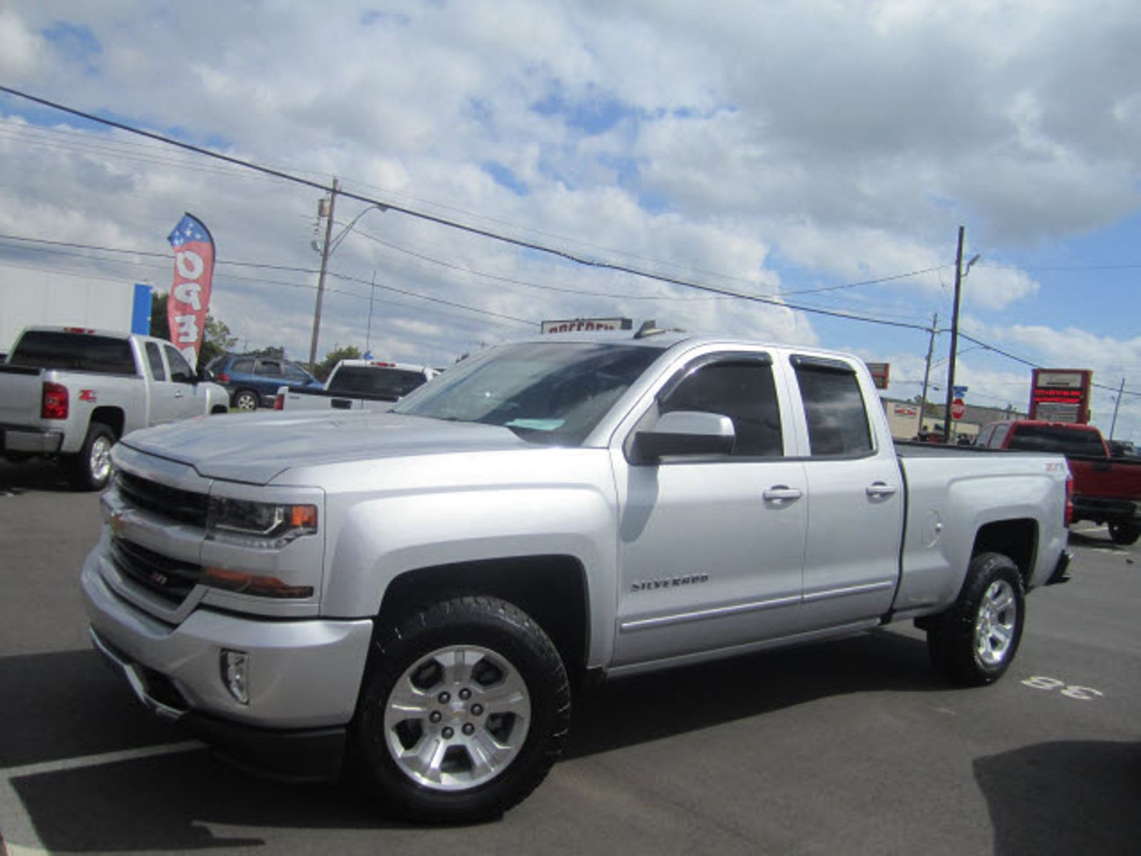 Nice 2016 Chevrolet Silverado 1500 LT Fort Smith AR Breeden Auto Sales In Fort  Smith, ...