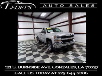 2016 Chevrolet Silverado 1500 LS - Ledet's Auto Sales Gonzales_state_zip in Gonzales