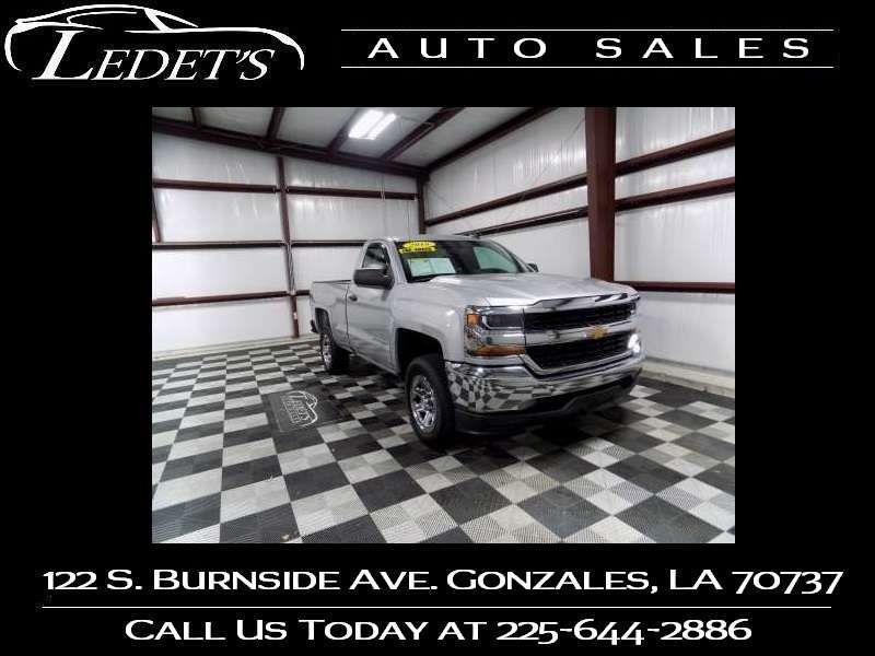 2016 Chevrolet Silverado 1500 LS - Ledet's Auto Sales Gonzales_state_zip in Gonzales Louisiana