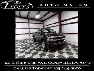 2016 Chevrolet Silverado 1500 Work Truck - Ledet's Auto Sales Gonzales_state_zip in Gonzales