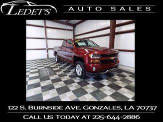 2016 Chevrolet Silverado 1500 LT - Ledet's Auto Sales Gonzales_state_zip in Gonzales