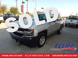2016 Chevrolet Silverado 1500 Work Truck in Harlingen TX, 78550