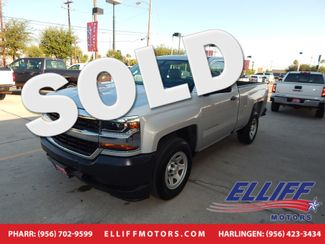 2016 Chevrolet Silverado 1500 Work Truck in Harlingen TX, 78550
