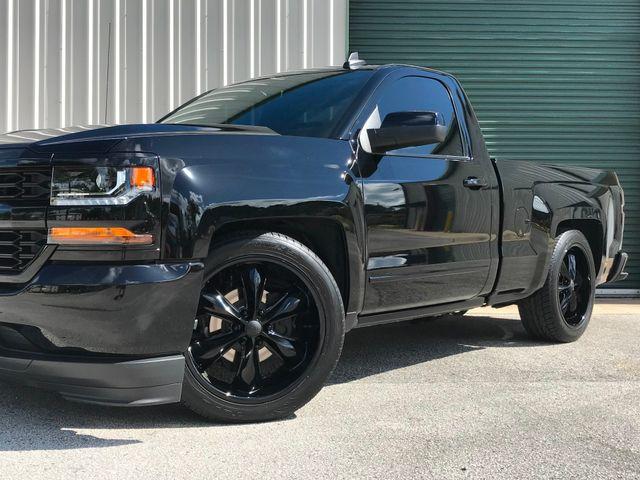 2016 Chevrolet Silverado 1500 LT McGaughy's Suspension, 22'' Foose wheels in Jacksonville , FL 32246