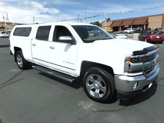 2016 Chevrolet Silverado 1500 LTZ in Kingman Arizona, 86401
