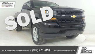 2016 Chevrolet Silverado 1500 Custom  city Louisiana  Billy Navarre Certified  in Lake Charles, Louisiana