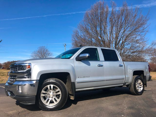 2016 Chevrolet Silverado 1500 LTZ in Leesburg, Virginia 20175