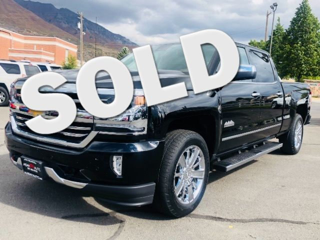 2016 Chevrolet Silverado 1500 High Country LINDON, UT