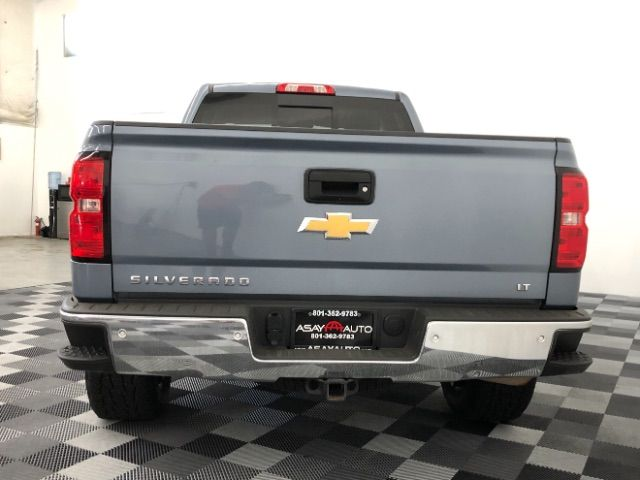 2016 Chevrolet Silverado 1500 LT LINDON, UT 4