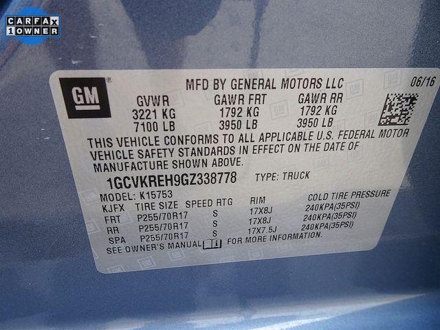 2016 Chevrolet Silverado 1500 LT Madison, NC 52