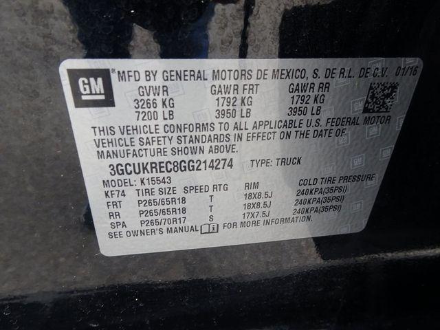 2016 Chevrolet Silverado 1500 LT Madison, NC 49