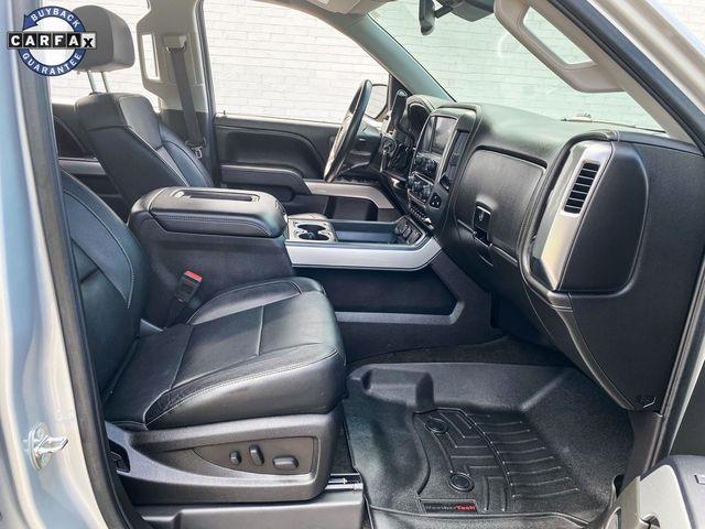 2016 Chevrolet Silverado 1500 LTZ Madison, NC 11