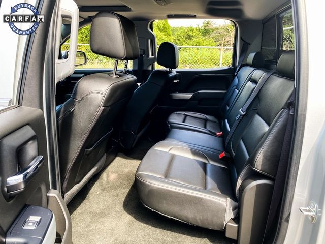 2016 Chevrolet Silverado 1500 LTZ Madison, NC 22