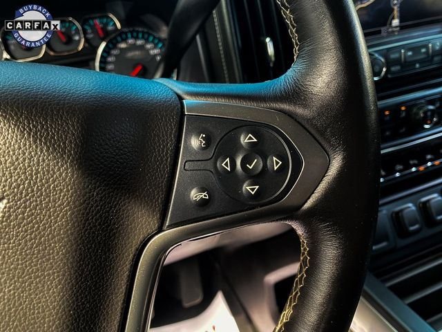 2016 Chevrolet Silverado 1500 LTZ Madison, NC 38