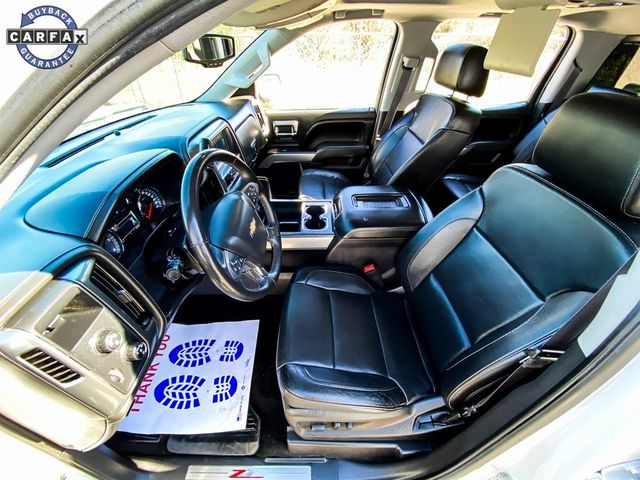 2016 Chevrolet Silverado 1500 LTZ Madison, NC 33