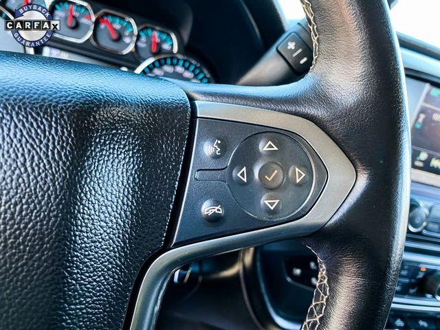 2016 Chevrolet Silverado 1500 LTZ Madison, NC 36