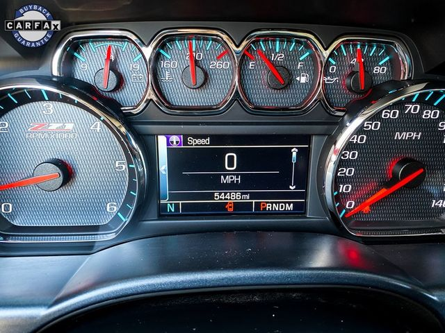 2016 Chevrolet Silverado 1500 LTZ Madison, NC 37