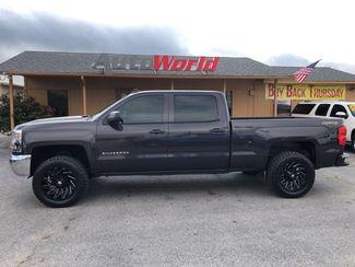 2016 Chevrolet Silverado 1500 4x4 LT in Marble Falls TX, 78654