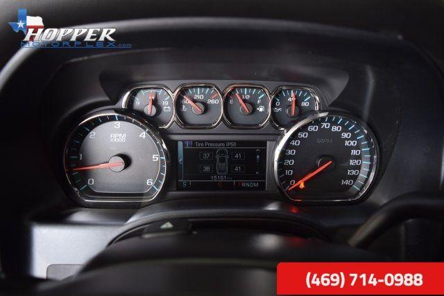2016 Chevrolet Silverado 1500 LT LT1 in McKinney Texas, 75070