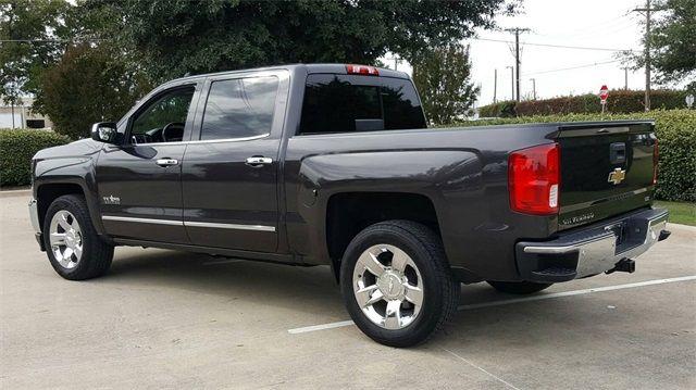 2016 Chevrolet Silverado 1500 LTZ 1LZ in McKinney Texas, 75070