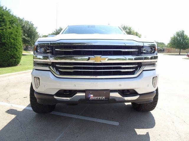 2016 Chevrolet Silverado 1500 High Country w/ Lift Kit, Custom Wheels & Tires in McKinney, Texas 75070