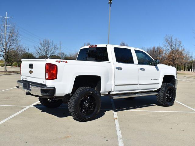 2016 Chevrolet Silverado 1500 LTZ NEW LIFT/CUSTOM WHEELS AND TIRES in McKinney, Texas 75070