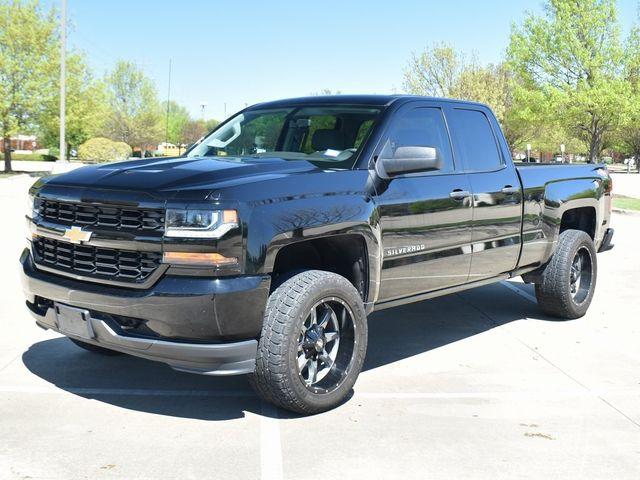 2016 Chevrolet Silverado 1500 Custom CUSTOM WHEELS AND TIRES in McKinney, Texas 75070