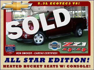 2016 Chevrolet Silverado 1500 LT/2LT Crew Cab 4x4 Z71 - HEATED BUCKET SEATS! Mooresville , NC