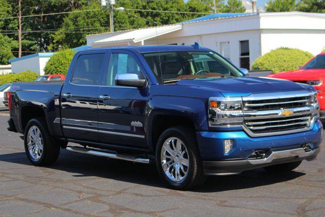 2016 Chevrolet Silverado 1500 HIGH COUNTRY PREMIUM PKG 4X4 - DRIVER ALERT PKG! Mooresville , NC 23