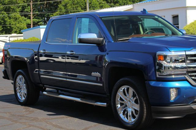 2016 Chevrolet Silverado 1500 HIGH COUNTRY PREMIUM PKG 4X4 - DRIVER ALERT PKG! Mooresville , NC 27