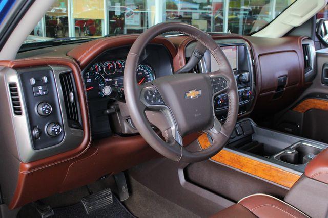 2016 Chevrolet Silverado 1500 HIGH COUNTRY PREMIUM PKG 4X4 - DRIVER ALERT PKG! Mooresville , NC 32