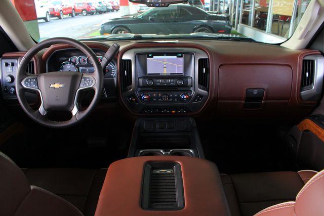2016 Chevrolet Silverado 1500 HIGH COUNTRY PREMIUM PKG 4X4 - DRIVER ALERT PKG! Mooresville , NC 30