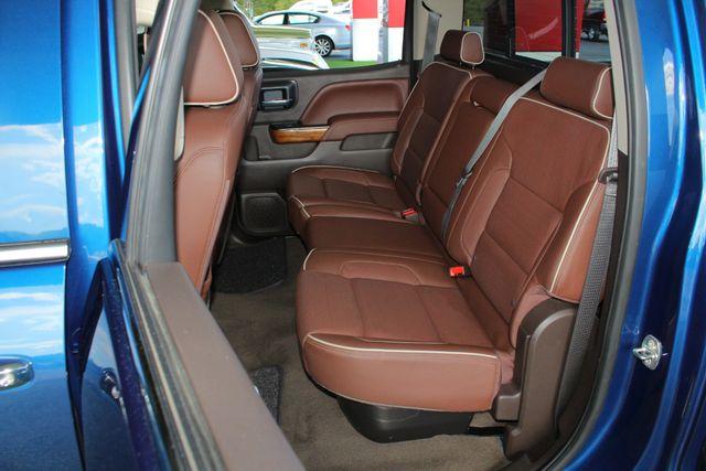 2016 Chevrolet Silverado 1500 HIGH COUNTRY PREMIUM PKG 4X4 - DRIVER ALERT PKG! Mooresville , NC 12