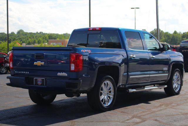 2016 Chevrolet Silverado 1500 HIGH COUNTRY PREMIUM PKG 4X4 - DRIVER ALERT PKG! Mooresville , NC 25