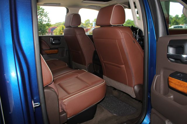 2016 Chevrolet Silverado 1500 HIGH COUNTRY PREMIUM PKG 4X4 - DRIVER ALERT PKG! Mooresville , NC 46