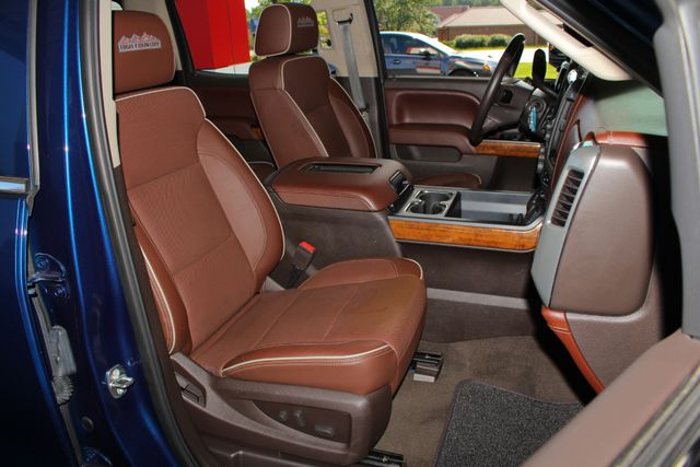 2016 Chevrolet Silverado 1500 HIGH COUNTRY PREMIUM PKG 4X4 - DRIVER ALERT PKG! Mooresville , NC 14
