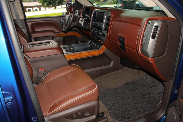 2016 Chevrolet Silverado 1500 HIGH COUNTRY PREMIUM PKG 4X4 - DRIVER ALERT PKG! Mooresville , NC 33